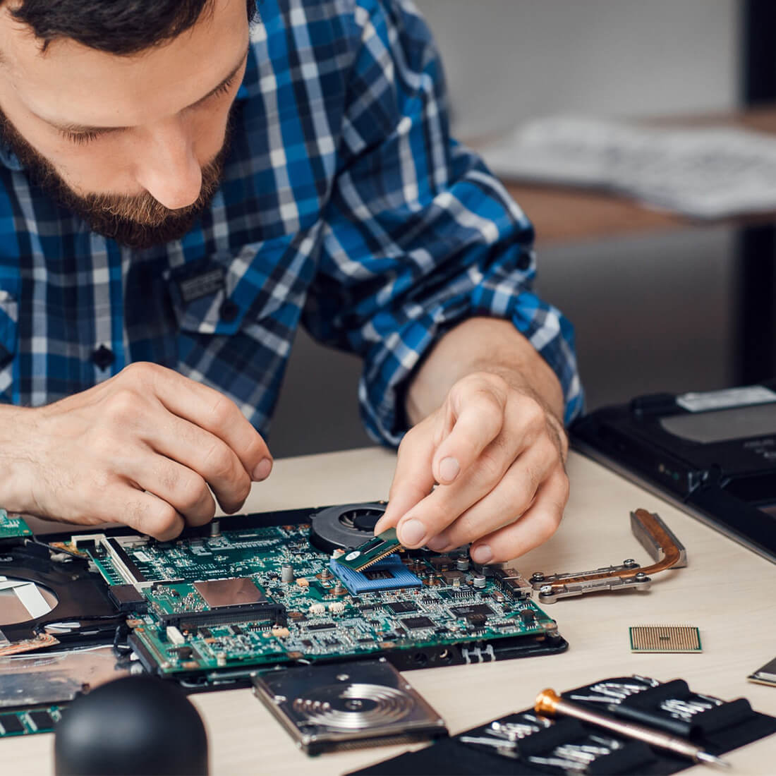 Ремонт ноутбуків у івано-франківську