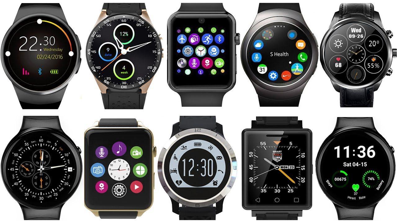 розумний годинник у 2021 році